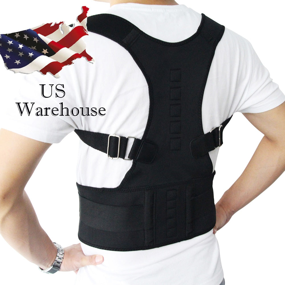 Magnetic Therapy Posture Brace