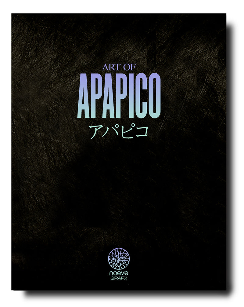 Art of APAPICO - GASHŪ - Collector Edition - Pré-commande