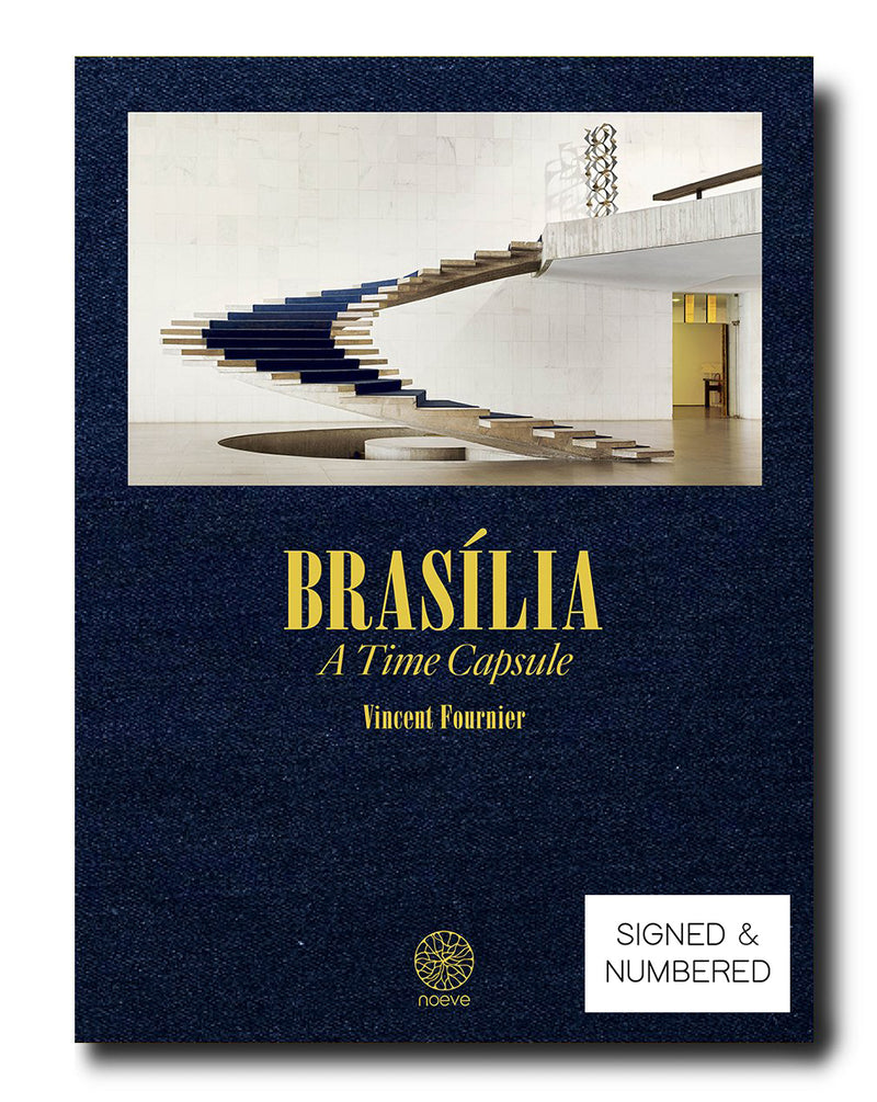 BRASILIA - Cover A - Signed Edition