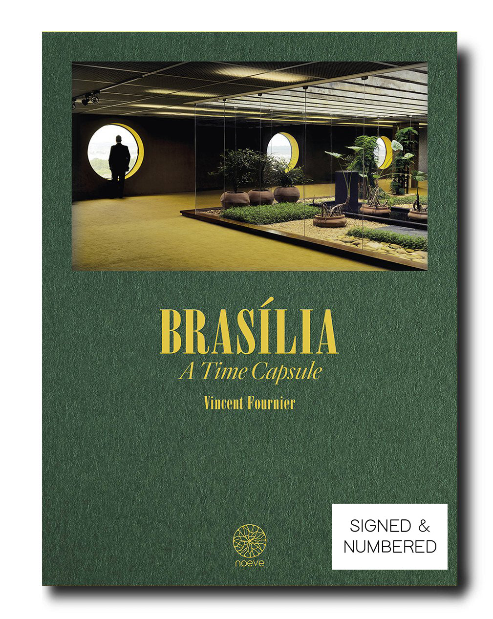 BRASILIA - Cover B - Signed Edition