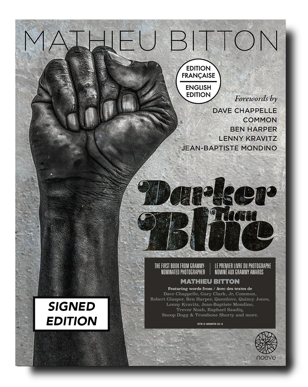 DARKER THAN BLUE - Signed Edition - Pre-order