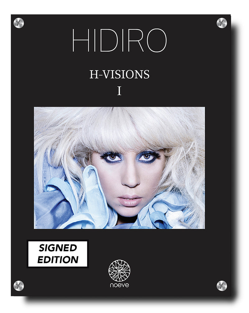 H-VISIONS 1 (Préface Benjamin BIOLAY) - Signed Edition