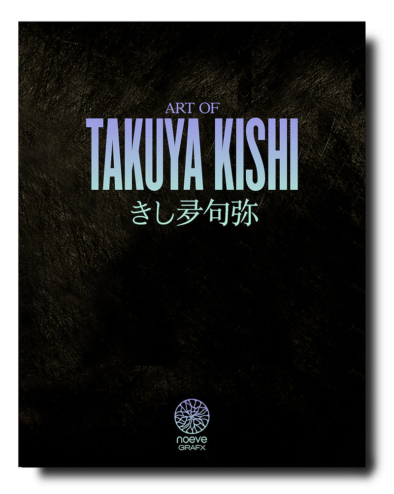 Art of TAKUYA KISHI - JEWEL BOX - Collector Edition
