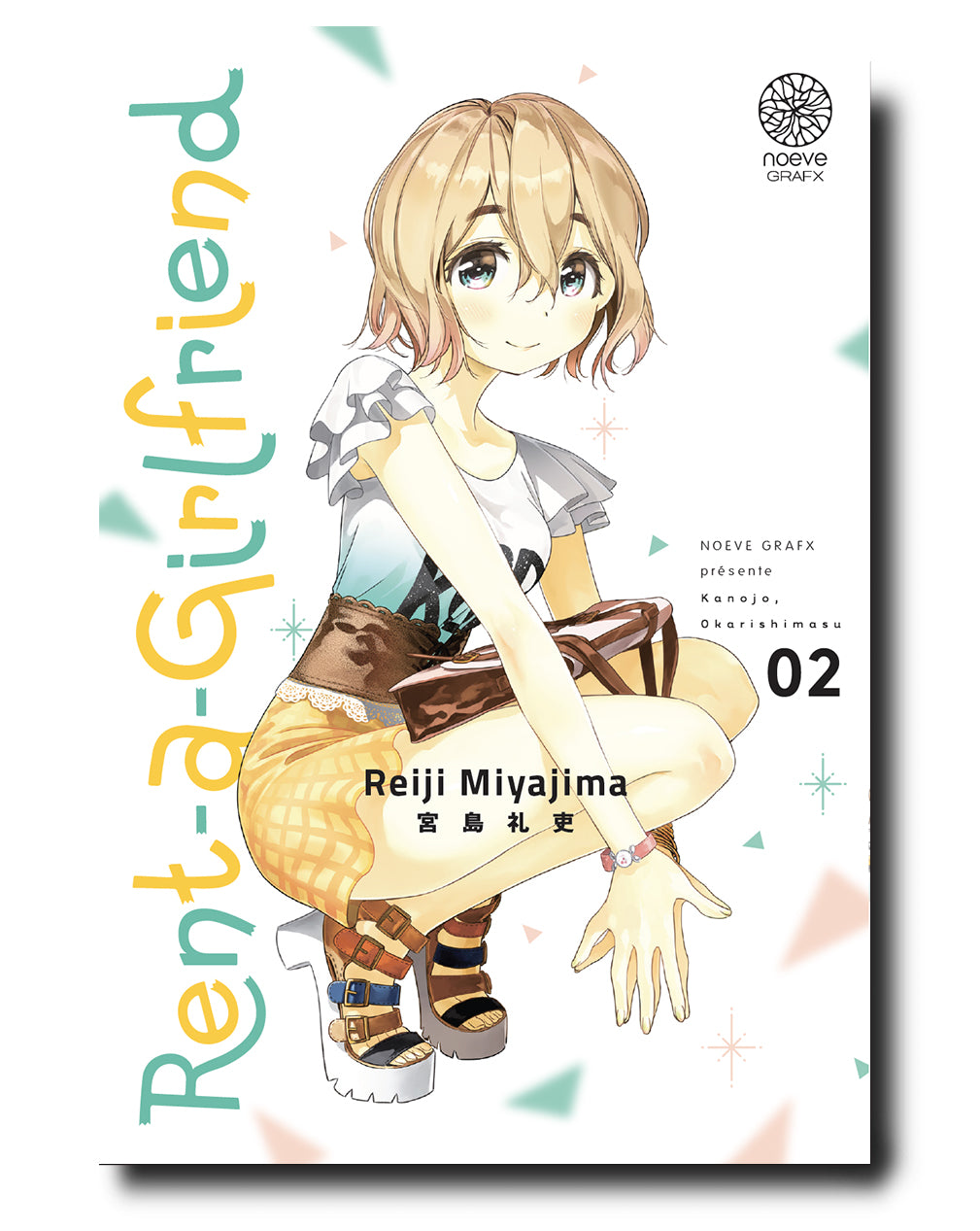 Rent-a-Girlfriend - Tome 2 - Pré-commande