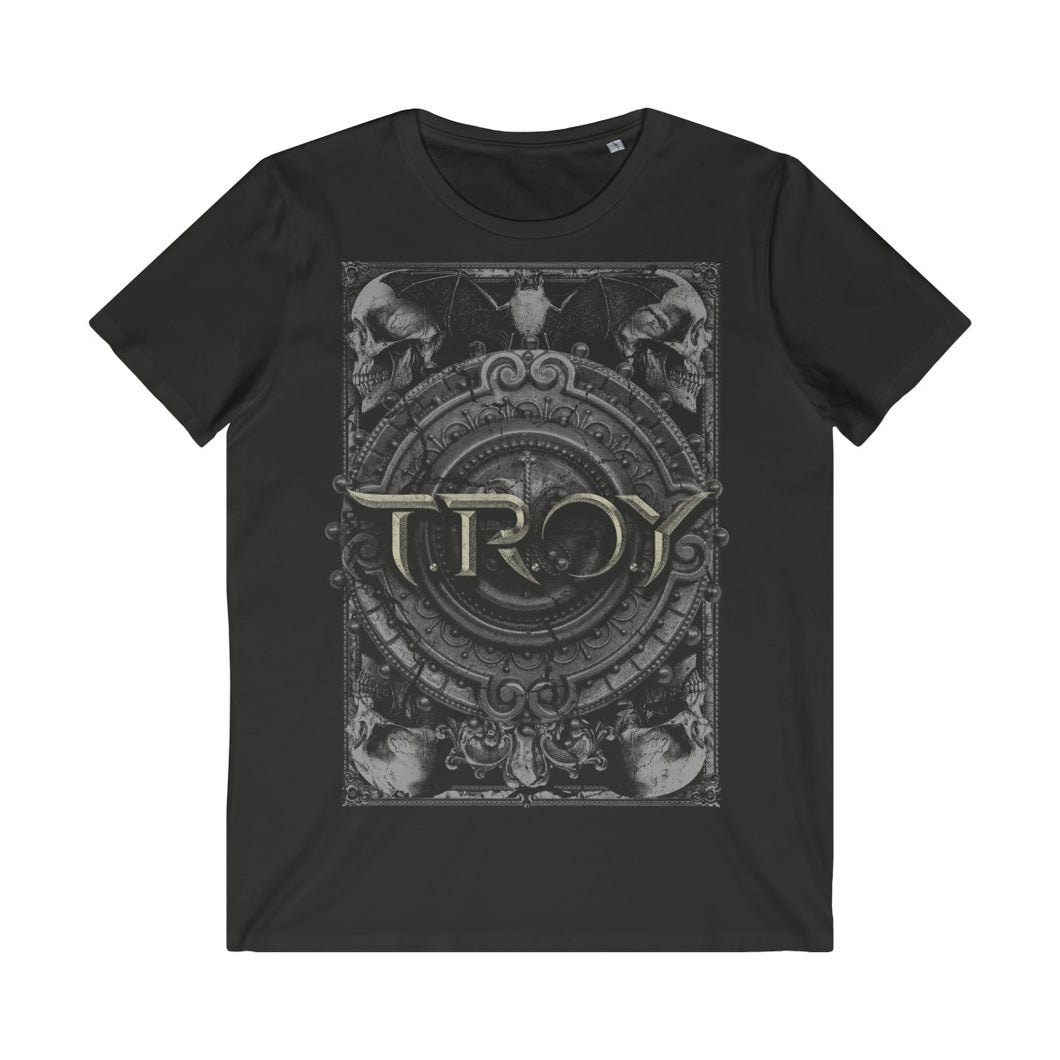 TROY Victorian Shield Men's Organic Tee
