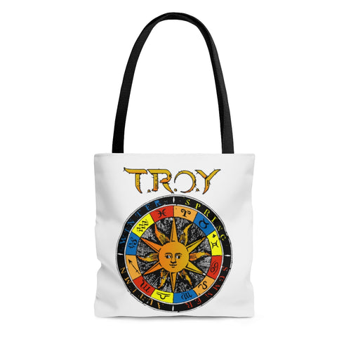 TROY seasons Tote Bag