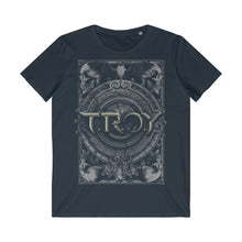 Load image into Gallery viewer, TROY Victorian Shield Men's Organic Tee