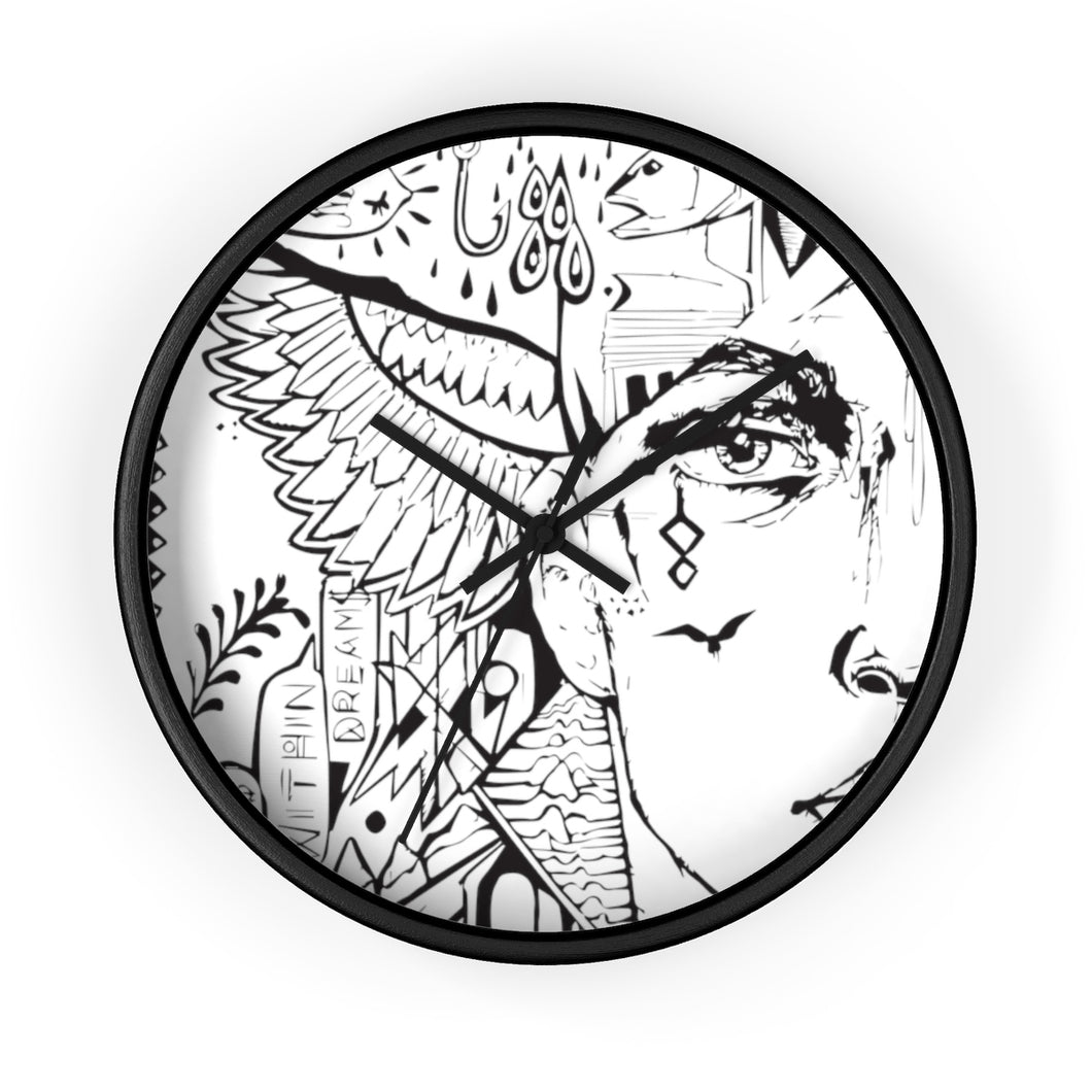 TROY Dream within Dreams Wall clock