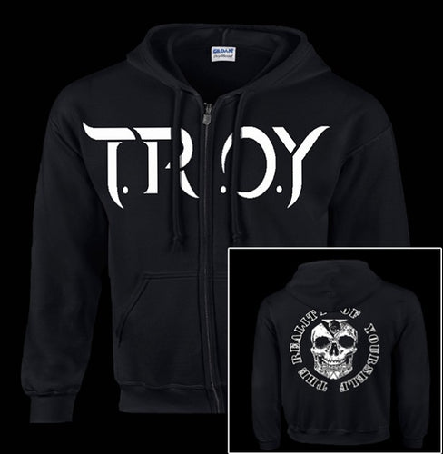 TROY SWEATSHIRT. Eye of the Dead Hoodie