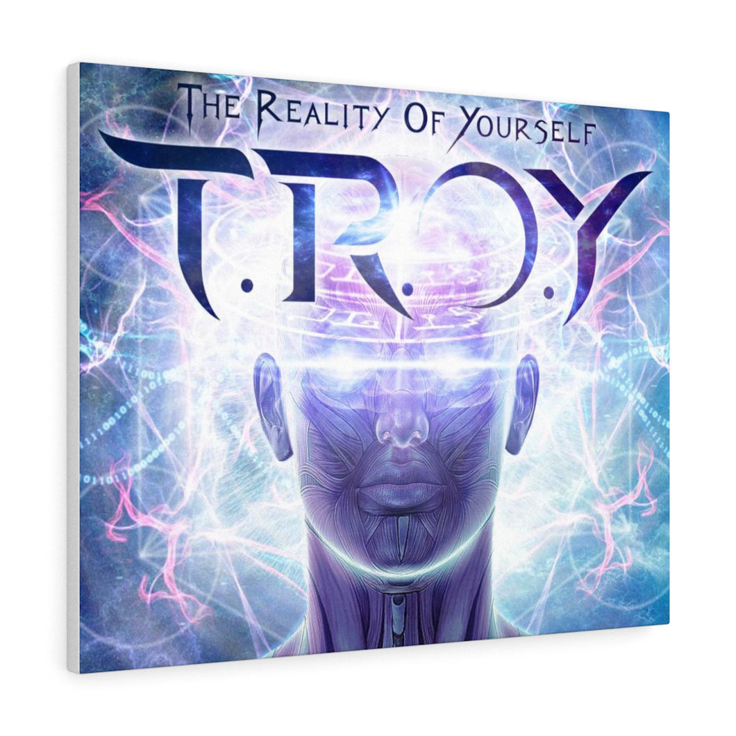 The Reality Of Yourself Canvas Gallery Wrap