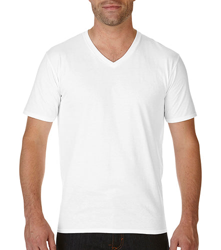 Camiseta Gildan Ultra Cotton Cuello V