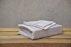 Queen - Antarctica Luxury 100% Organic Bamboo Bed Sheet Sets