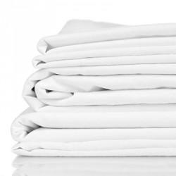 King Single - White Premium 100% Organic Bamboo Bed Sheet Sets - Bamboo Beach Shack QLD, VIC, WA, NT, SA, TAS, ACT