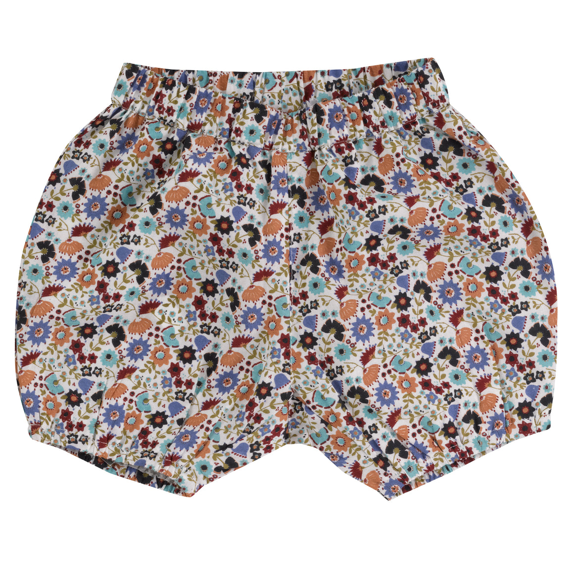 Bloomers in ditsy print