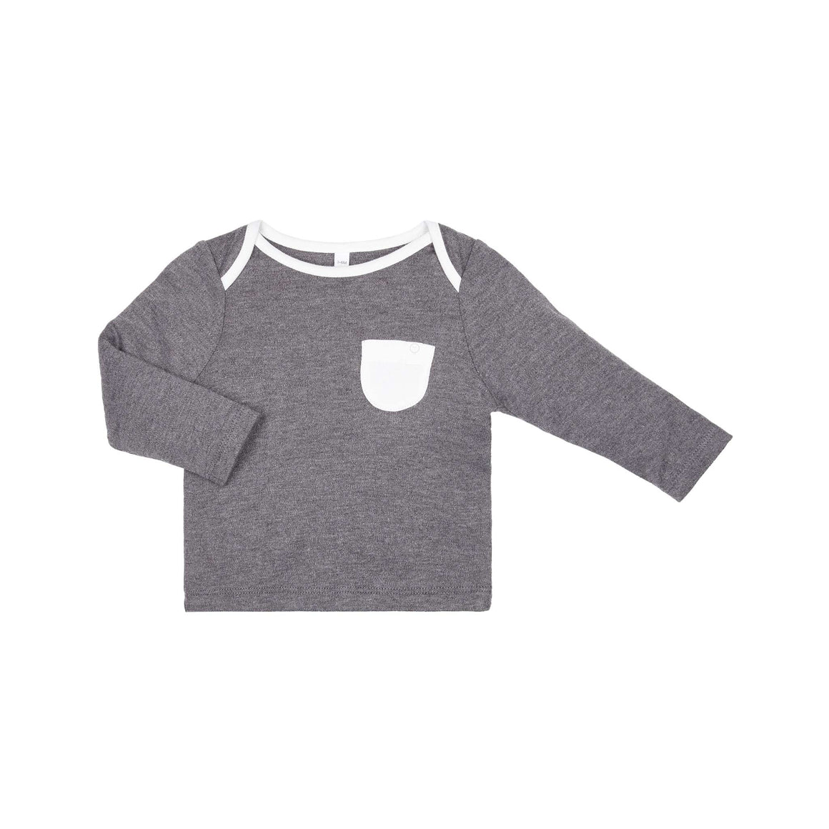 Everyday Long Sleeve T-Shirt in Lunar