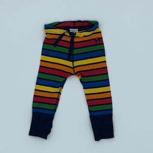 Gently Worn Polarn O Pyret leggings size 2-4 months