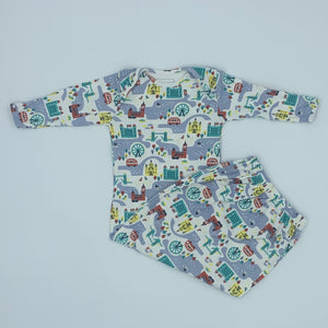 Never Worn Piccalilly London sleeping gown size 0-6 months