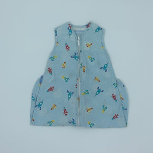 Gently Worn The Gro Company rocket gro-bag size 0-6 months
