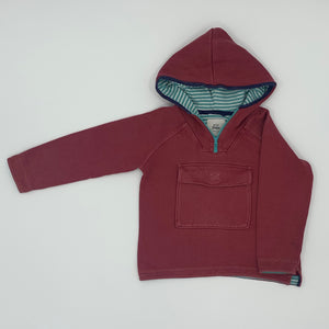 Needs TLC Boden hoody size 4-5 years