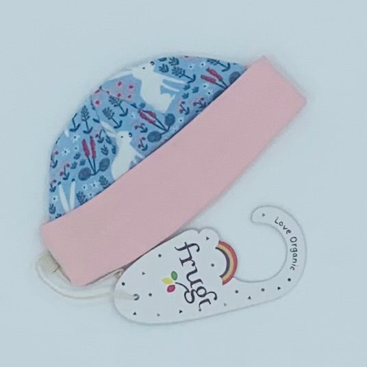 New Frugi rabbit beanie size Newborn