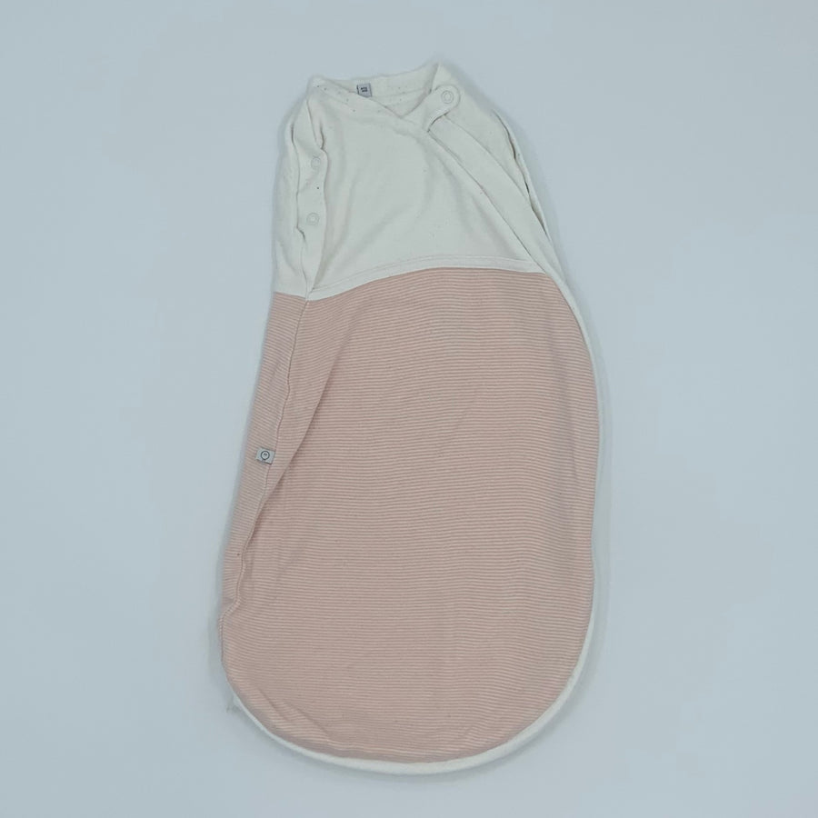 Gently Worn Mori pink swaddle bag size One size
