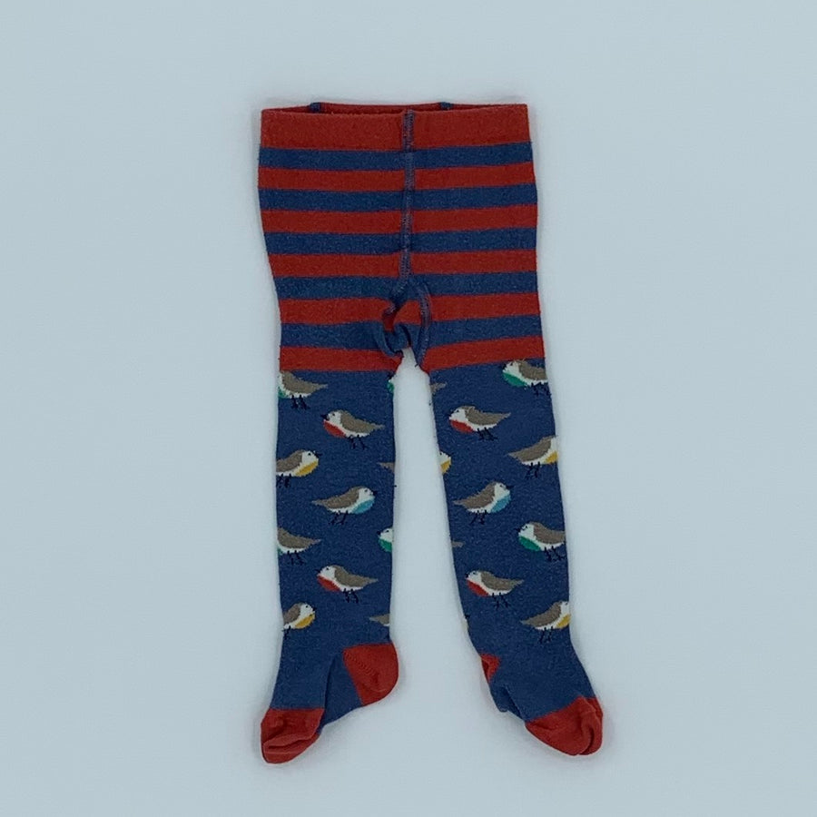 Gently Worn Frugi knitted tights size 6-12 months