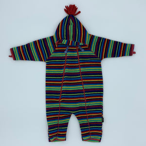 Gently Worn Jojo Maman Bebe polartec fleece size 6-12 months