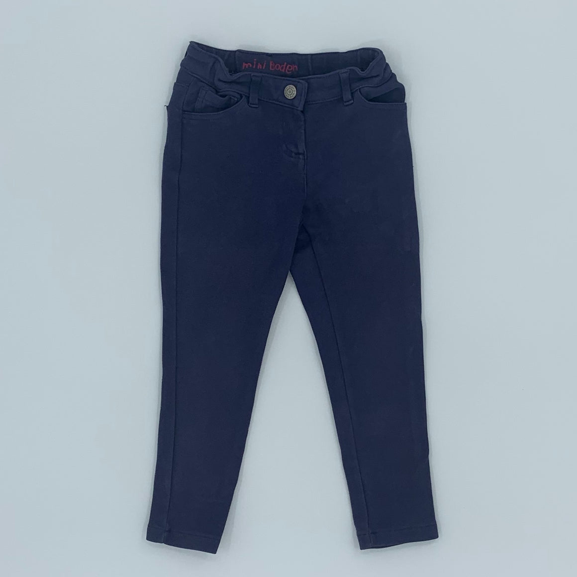 Gently Worn Boden stretch jeans size 4-5 years
