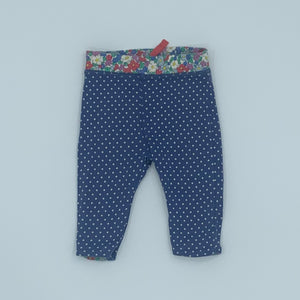 Hardly Worn Boden reversible leggings size 3-6 months