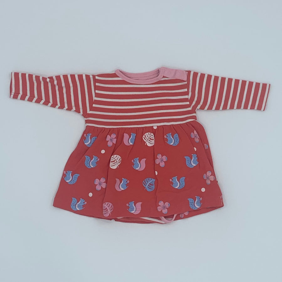 Gently Worn Piccalilly all-in-one size 0-3 months