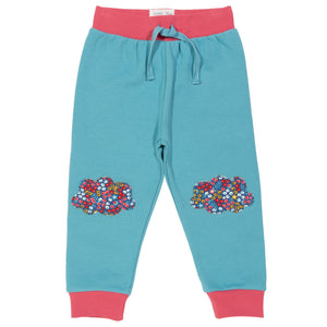 New Kite ditsy joggers size 9-12 months