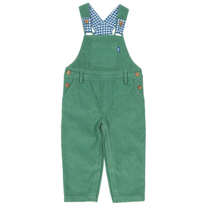 Cord dungarees
