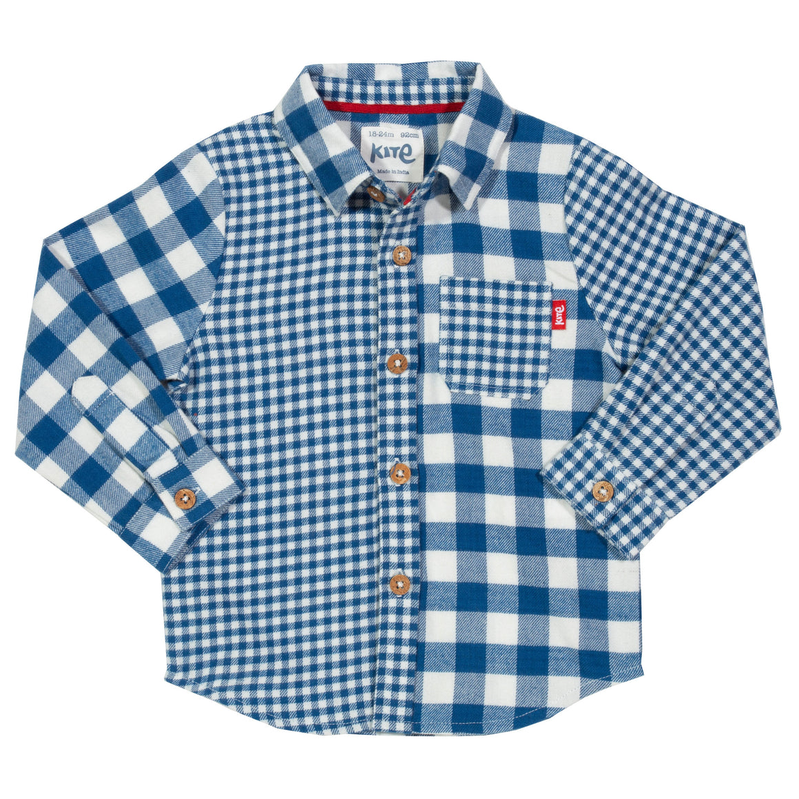 Mix & match shirt