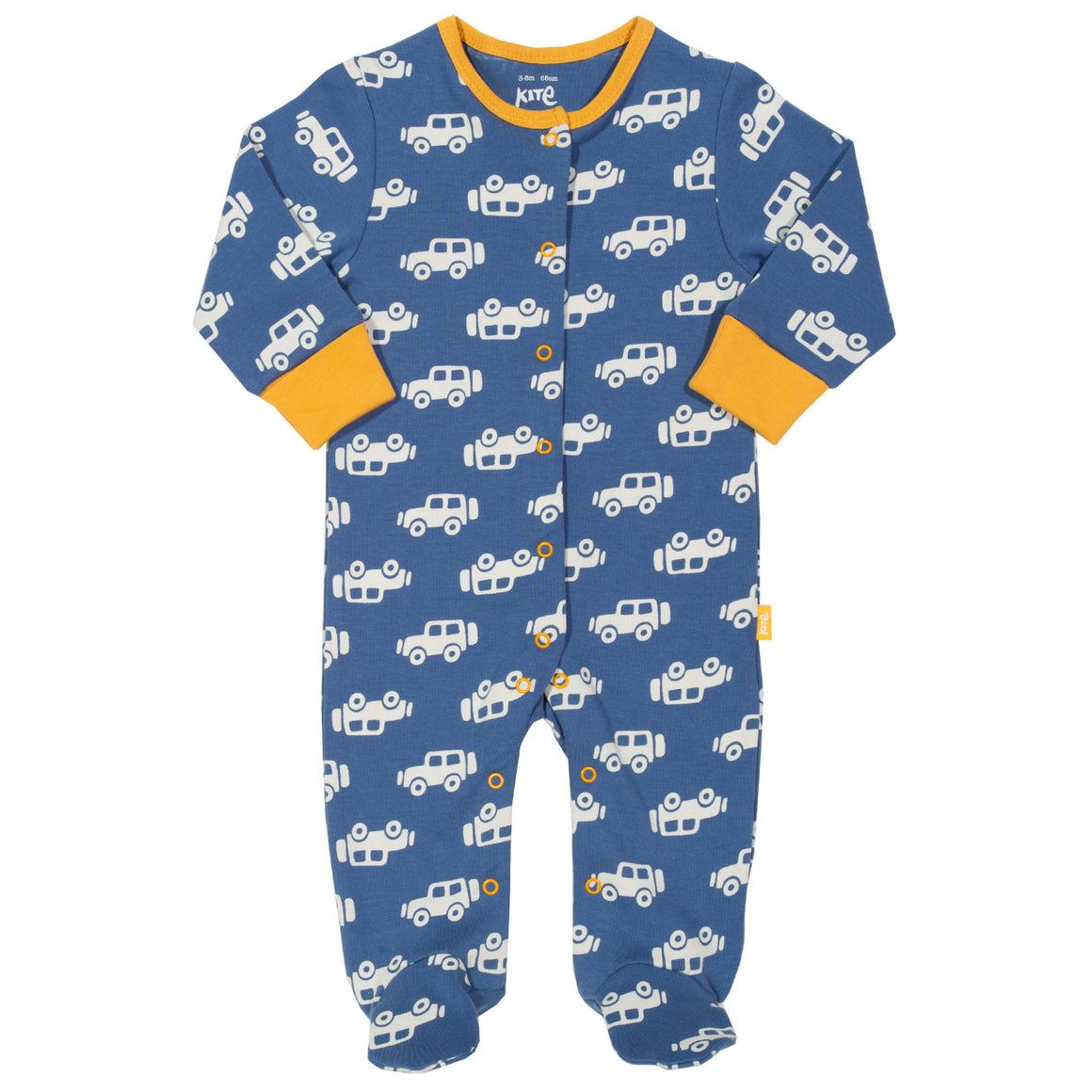 New Kite off-road sleepsuit size 18-24 months