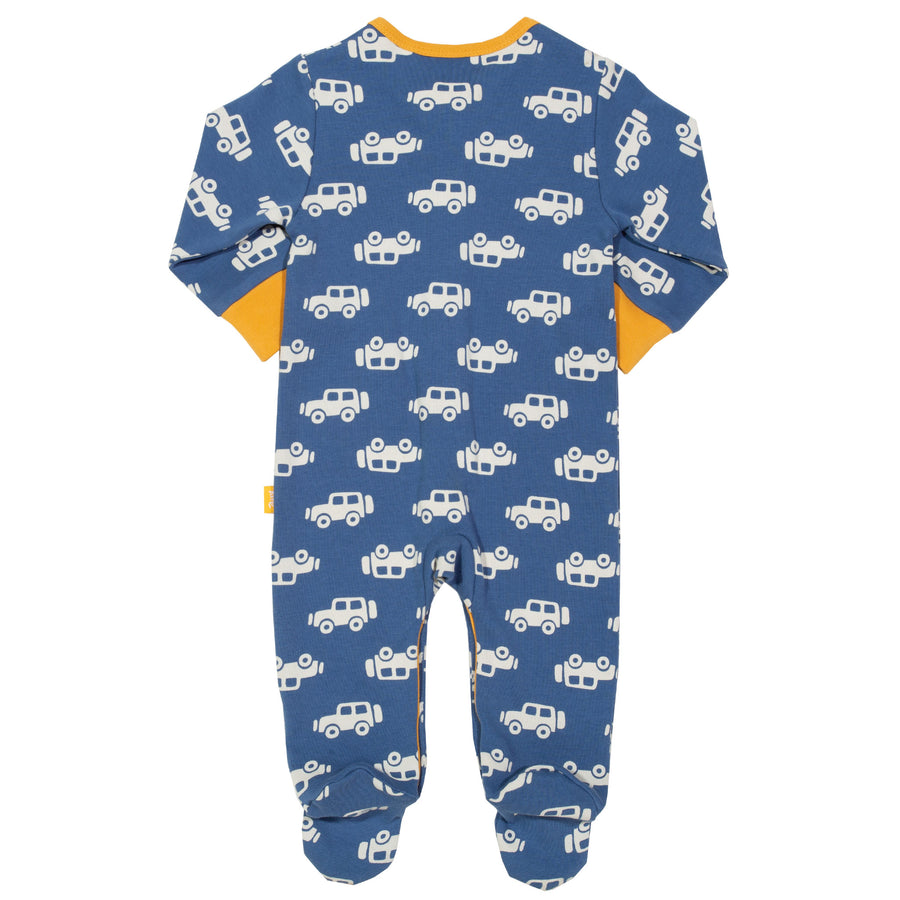 Off-road sleepsuit