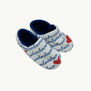 Gently Worn Baby Mori booties size 0-3 months