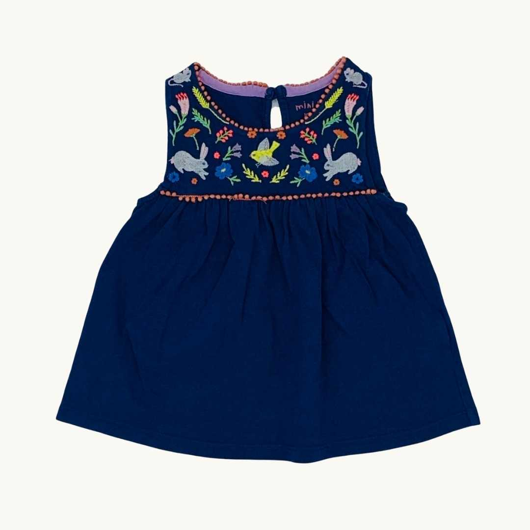 Gently Worn Boden top size 4-5 years
