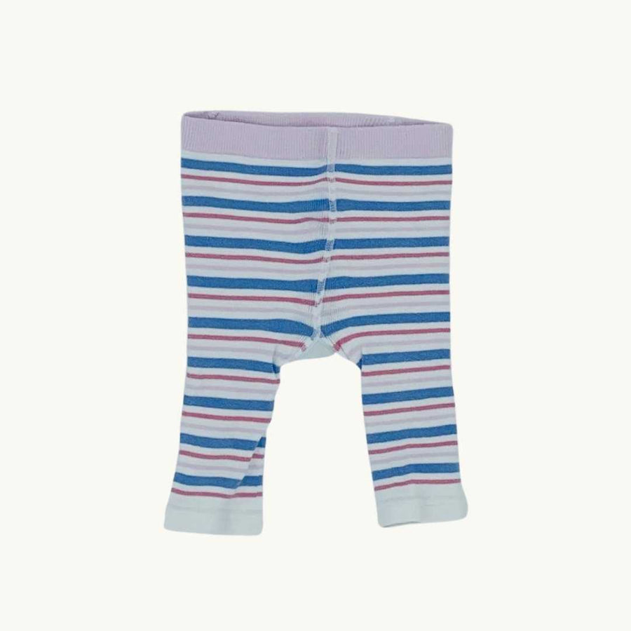 Gently Worn Joules cat knit leggings size 0-6 months