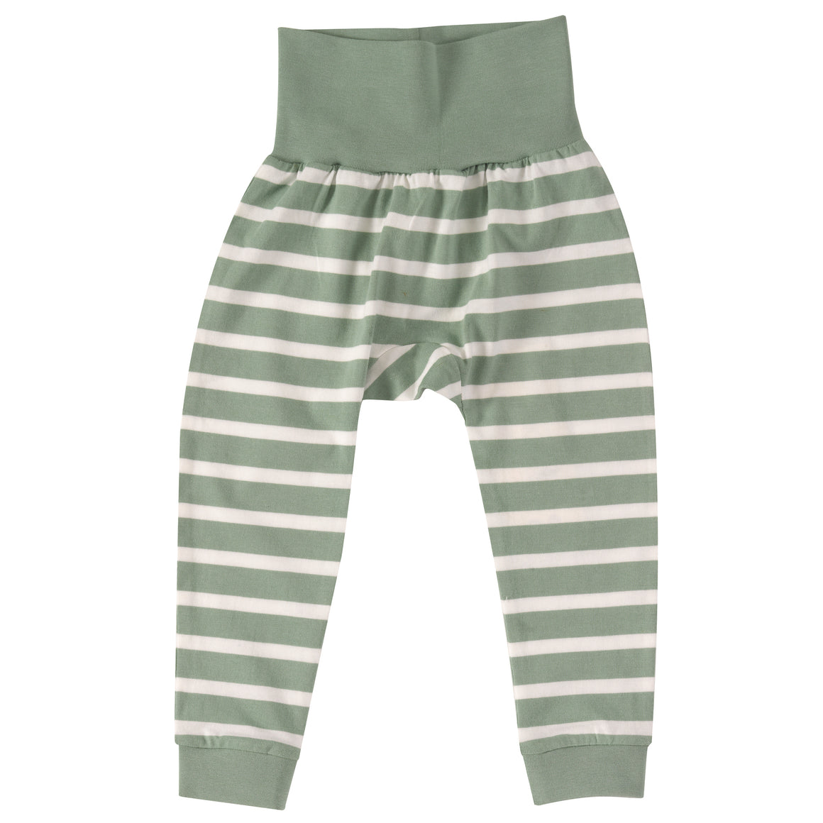 Baby Joggers in Green stripe