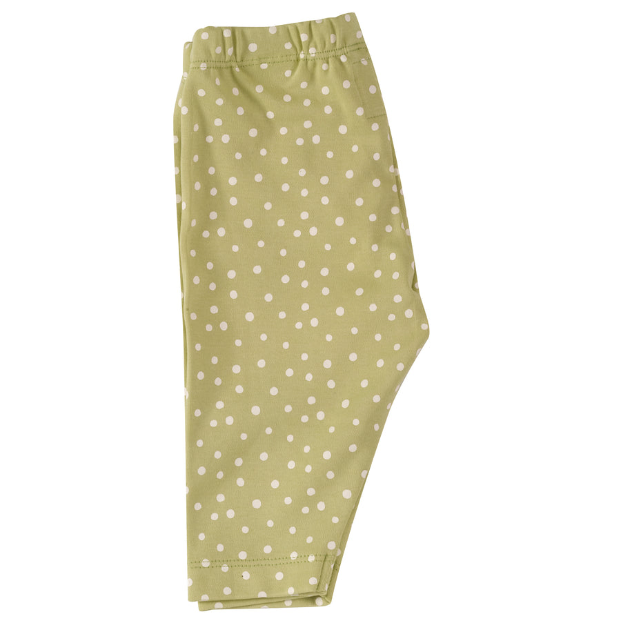 Capri Leggings in Spots On Beechnut
