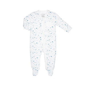 Zip-Up Sleepsuit in Space