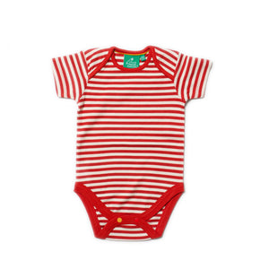 Bodysuit 2 Pack with Elephant print & Red strips