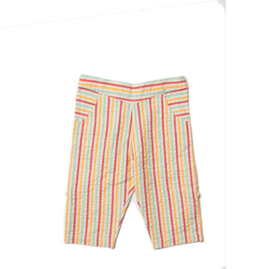 Beach Bottoms in Sunset stripe
