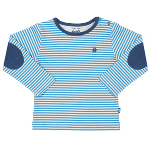 Stripy boat t-shirt