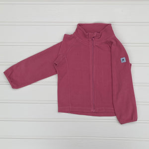 Hardly Worn Polarn O. Pyret fleece size 1-2 years