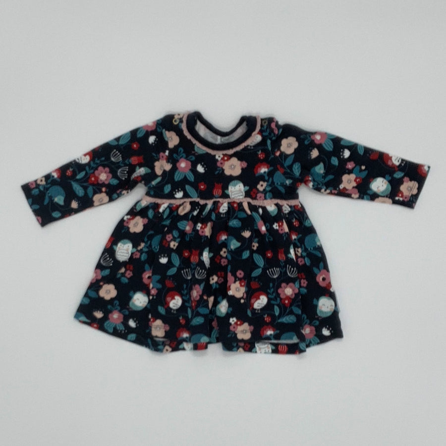 Gently Worn  Polarn O Pyret dress size 4-6 months