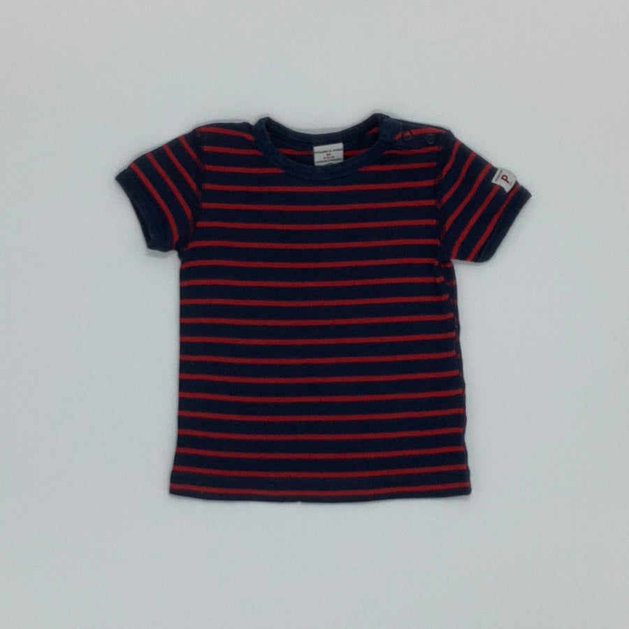 Gently Worn  Polarn O Pyret t-shirt size 9-12 months