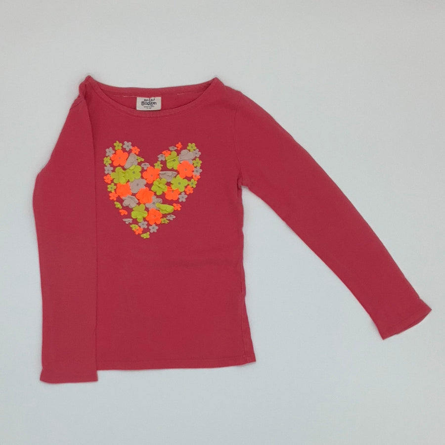 Gently Worn Boden top size 5-6 years