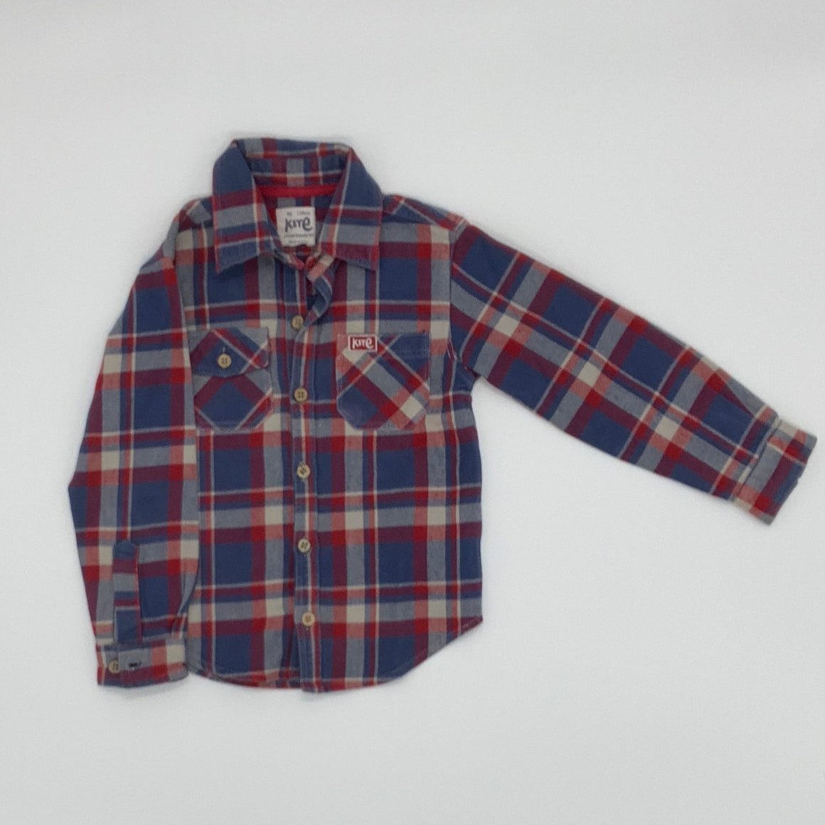Gently Worn Kite shirt size 5-6 years