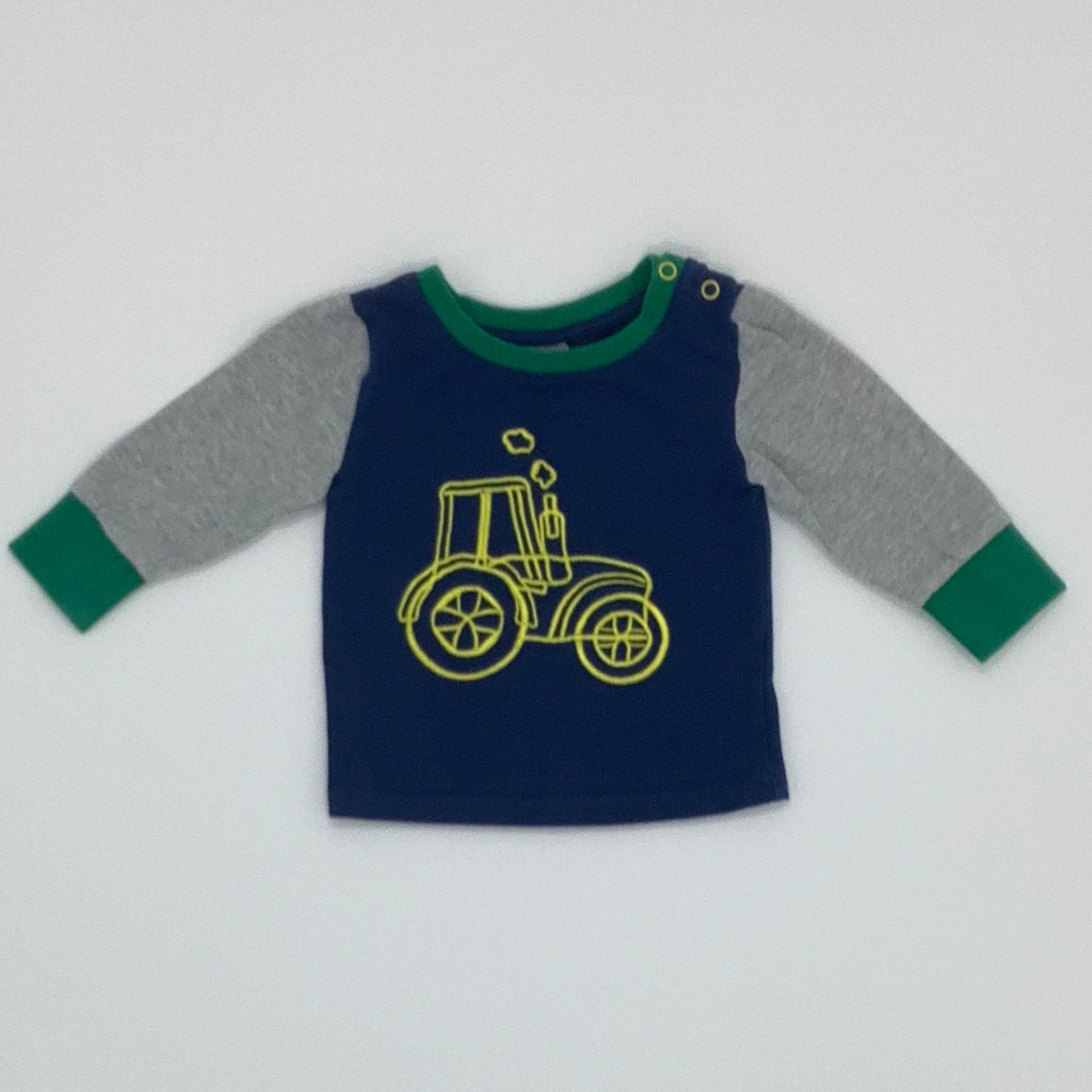 Hardly Worn Blade & Rose tractor top size 6-9 months